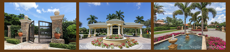 Naples gated communities naples real estate for Public swimming pools in naples florida