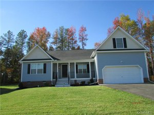 Ranch Style Single Family Home for Sale in Chesterfield Under Contract