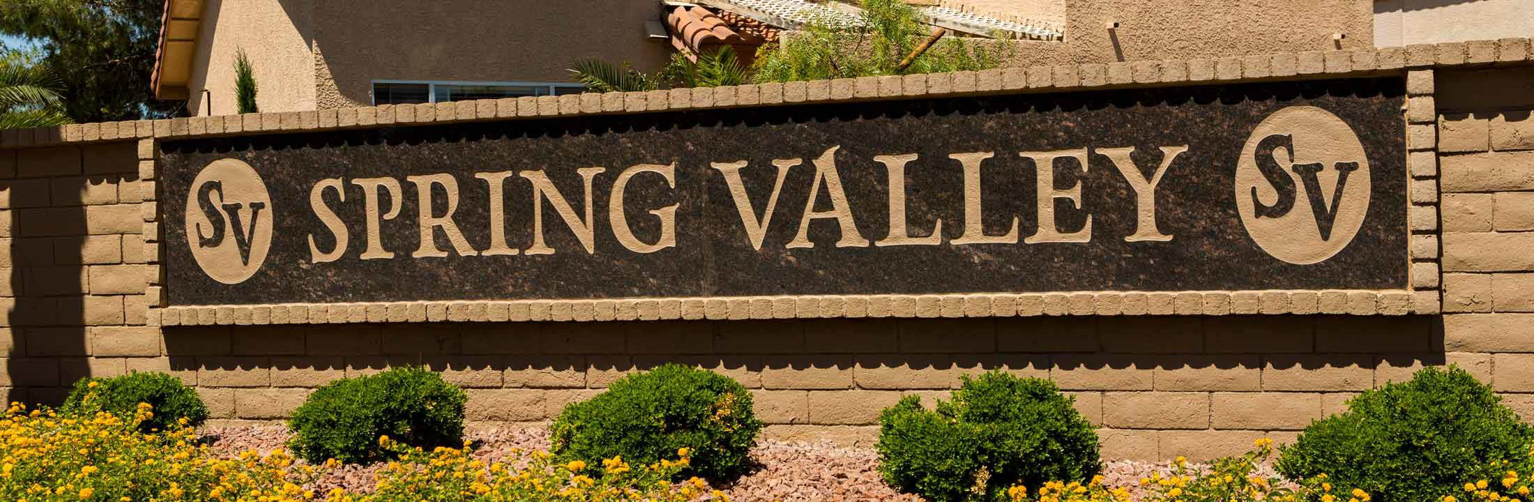 Spring Valley Homes for Sale in Las Vegas