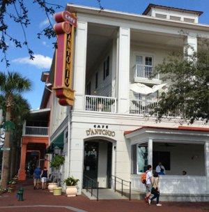 restaurants in celebration florida