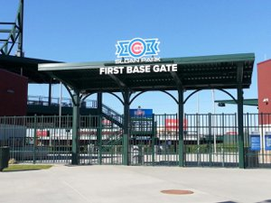 Sloan Field - Chicago Cubs Spring Training