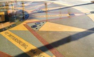 Celebration Sundial Fountain