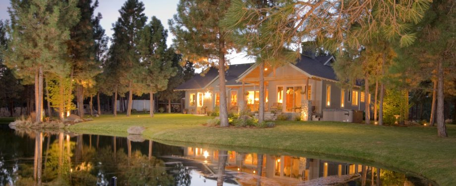 Selling washington lakefront real estate for Selling a log home