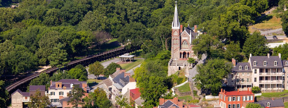 Search West Virginia Real Estate for Eastern Panhandle Homes and Harpers Ferry Property