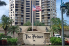 The Prince Marco Island front view