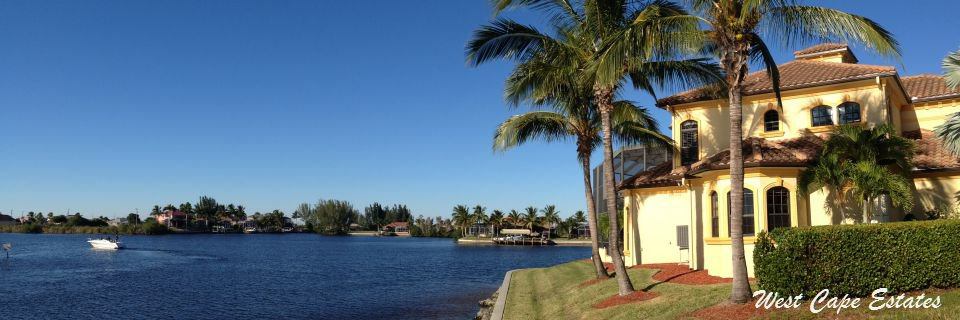 West Cape Estates in Cape Coral