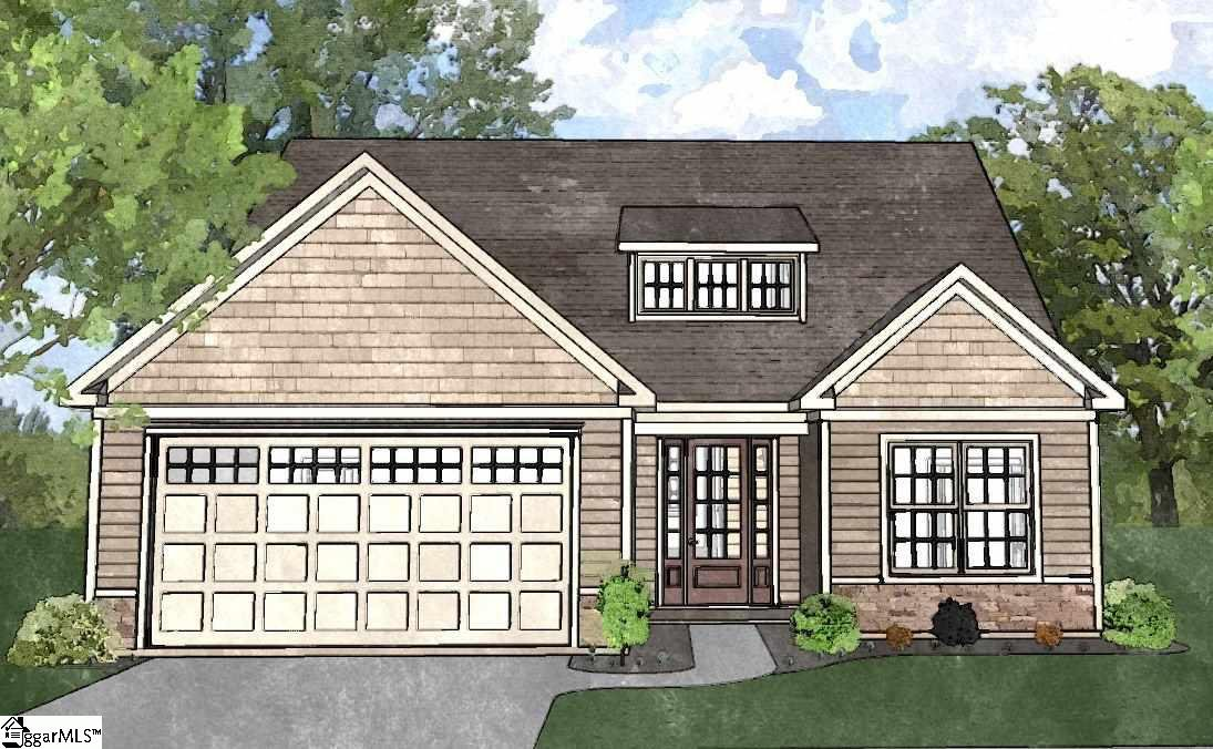 107 sunlit drive simpsonville 29680 1363075 cottages for Cottage style homes greenville sc