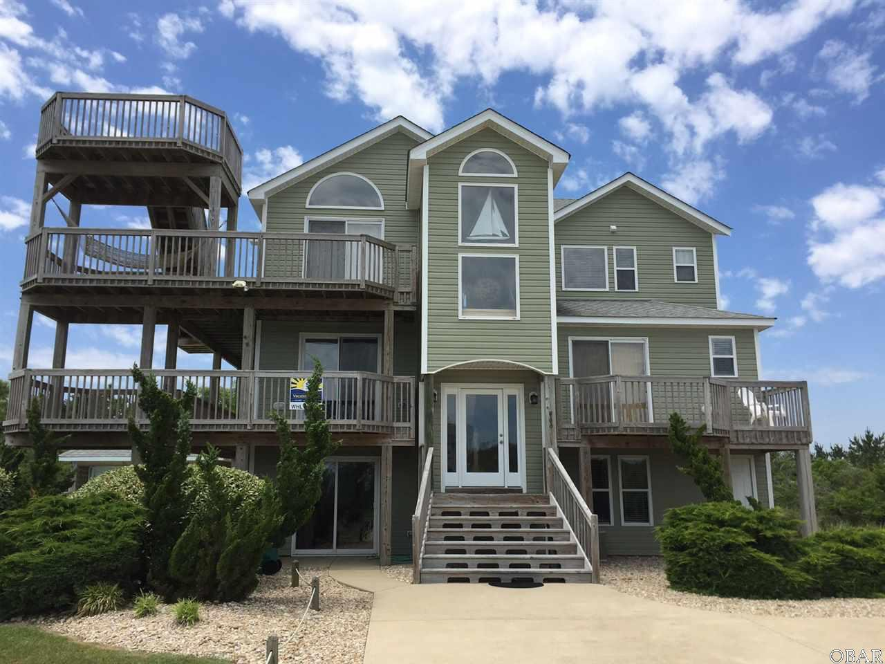 Outer Banks Beach House Real Estate