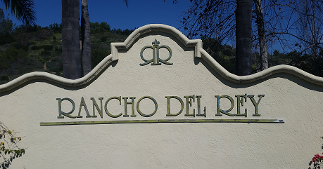 Rancho Del Rey Community in Chula Vista