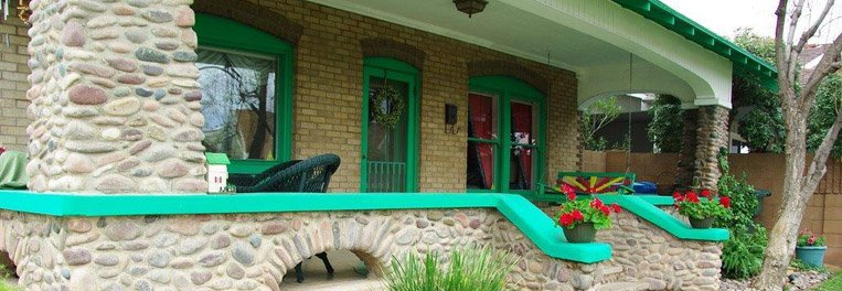 Bungalow And Arts Crafts Architecture In The Historic Districts Of Phoenix Arizona