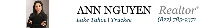 Ann Nguyen | Lake Tahoe Real Estate | (877) 785-9371