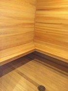 Sauna at Compass Pointe