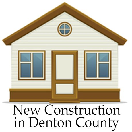 Find new construction homes in Denton County
