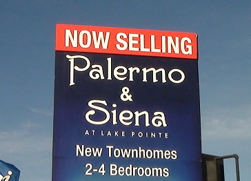 Palermo at Lake Pointe