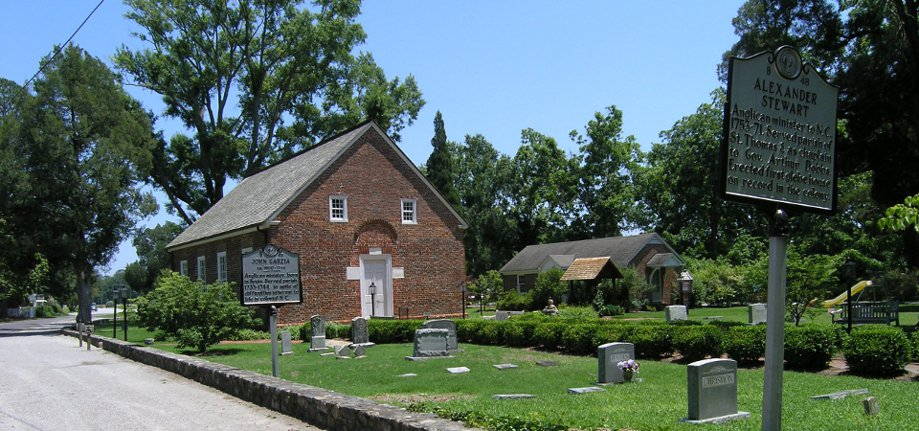 St. Thomas Episcopal Church (1734)