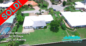Sold in Siesta Isles by John Woodward of Sarasota Real Estate Group