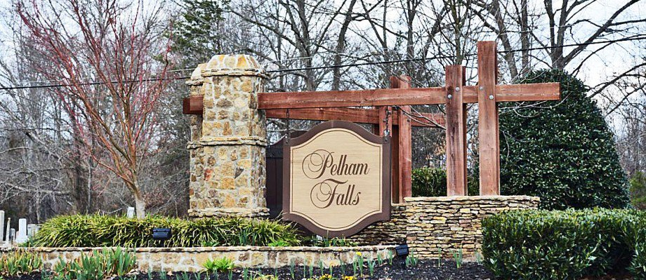 Pelham Falls Subdivision Homes for Sale Greer SC
