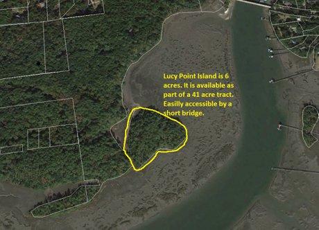 Lucy Point Island Beaufort SC