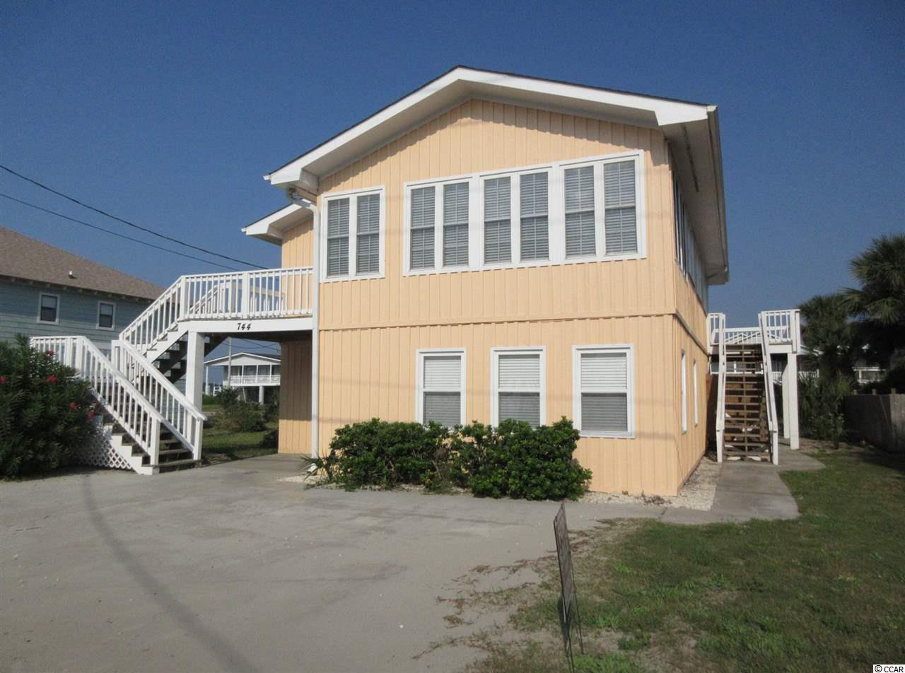 Mls 1720349 Not Within A Subdivision 744 S Waccamaw Drive Garden City Beach Property For Sale