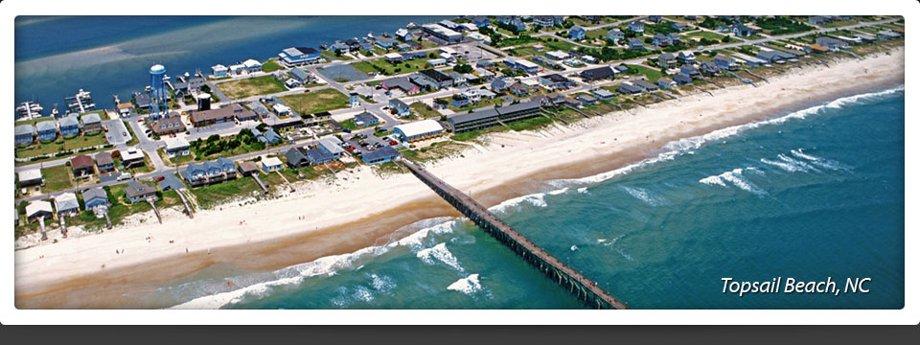 Topsail Beach Real Estate