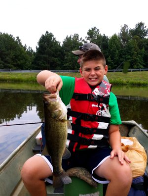 Portobago Bay Largemouth Bass