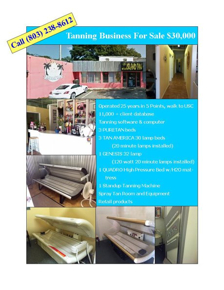 Business For Sale USC Columbia SC