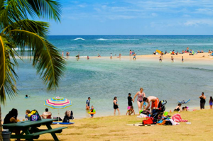 popular, safe and accessible, Poipu Beach has it all