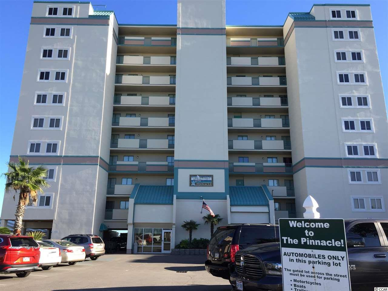 Pinnacle Condo For Sale North Myrtle Beach Sc
