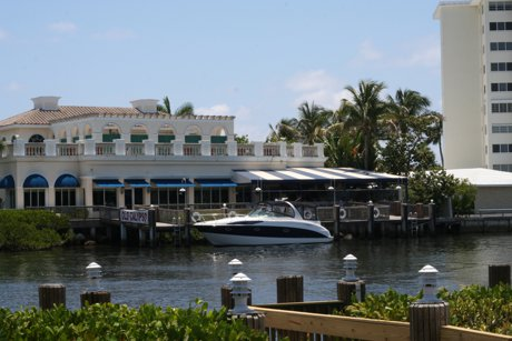 Delray Beach Intracoastal Deck 84