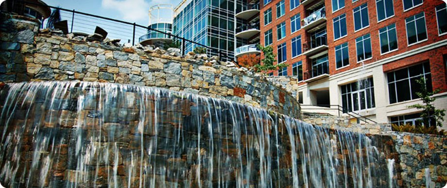Greenville SC Downtown Riverwalk Condos