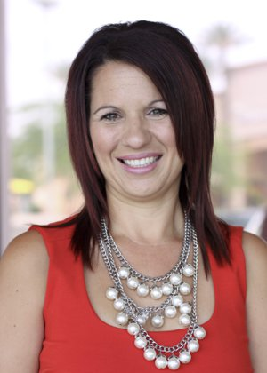 real estate and mortgage officer Jill Alo