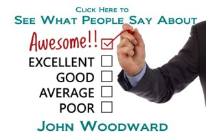 See what clients and other agents are saying about John Woodward