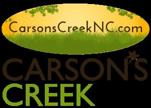 Carsons Creek Subdivision logo
