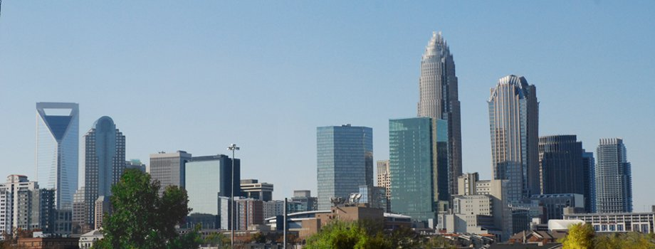 Uptown Charlotte - Homes and Condos for sale in First Ward, Second Ward, Third Ward, Fourth Ward.