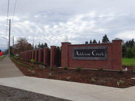 Addyson Creek Santa Clara