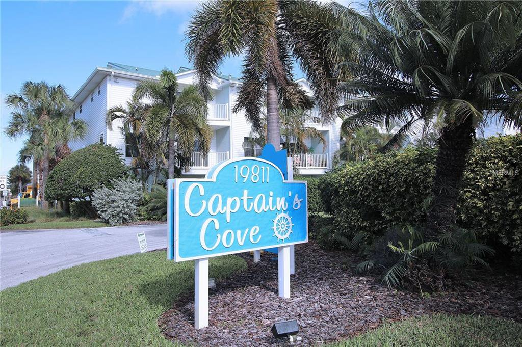 19811 Gulf Blvd Unit 205, Indian Shores Property for Sale in 2 , it