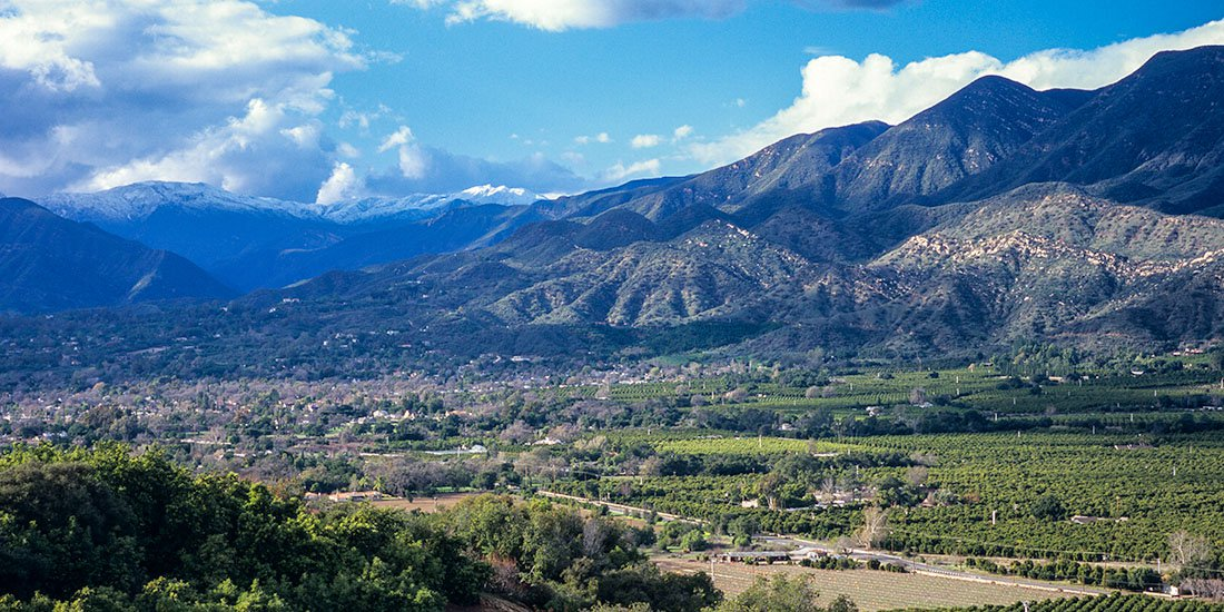 Ojai Valley Downtown