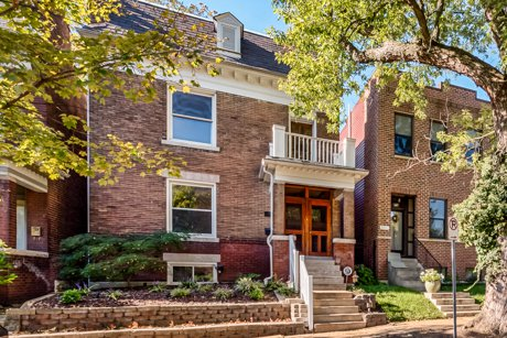 home for sale in Shaw neighborhood