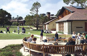 Monterey Peninsula Country Club Hole 3