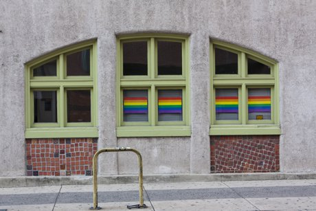 gayborhood  philadelphia pa