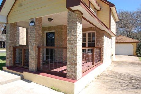 3105 Jubilee Trail porch