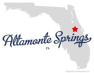 Altamonte Springs Florida