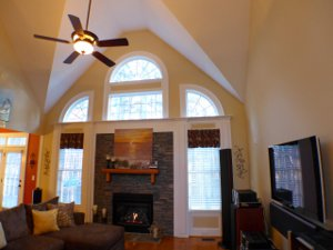 Family Room at 50 Evening Ln_Clayton NC