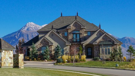 Traverse Mountain Homes in Lehi Utah