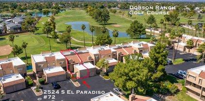 2524 S El Paradiso -- Unit #72, Mesa