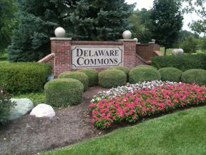Delaware Commons Carmel Indiana