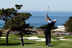 Spyglass Hill in Central Pebble Beach