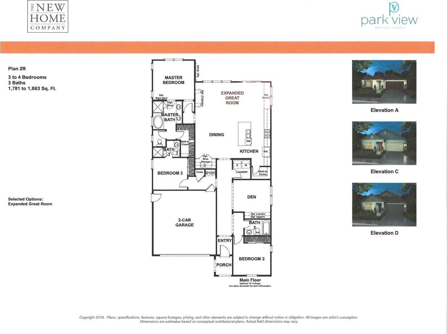 MLS 19024145 - Park View At Whitney Ranch - 800 Clementine