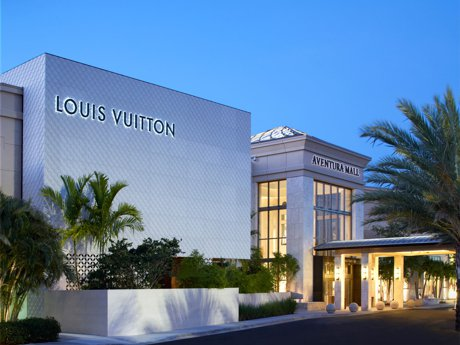 Aventura Mall Luxury Mall In South Florida