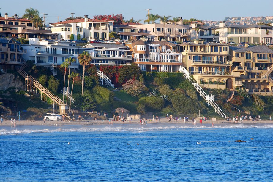 Corona del mar spyglass homes condos for sale with mls for King s fish house corona